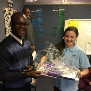 3rd prize - Sienna Hill