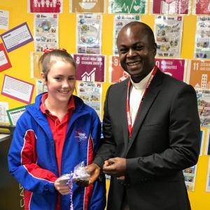 1st prize - Brooke Sexton